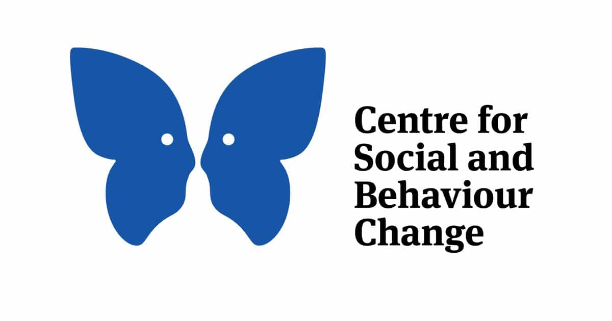 Ashoka Centre for Social and Behaviour Change logo