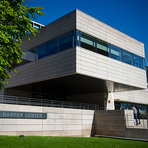 Harper Center exterior