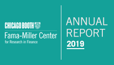 Fama-Miller Center Annual Report 2019