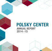 Polsky Center Annual Report -2014-15