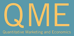 Quantitative Marketing and Economics